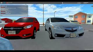 2014 Acura RDX Review (Roblox Greenville)