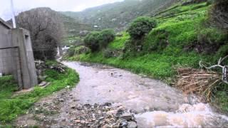 Συκαμιά - τρεις μέρες βροχής - (Ερασιτεχνικό βίντεο) thumbnail