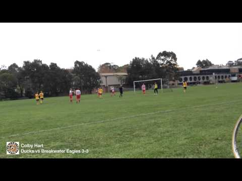 Catch up Round: Deakin Ducks vs Breakwater 3-3