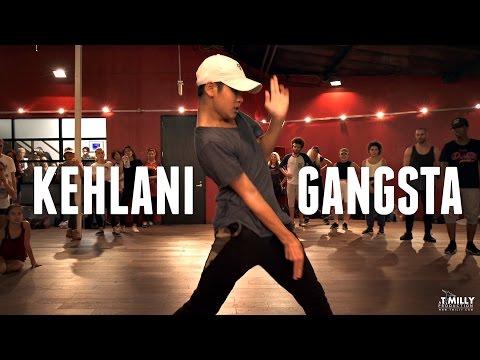 Kehlani  Gangsta  Choreography  Alexander Chung  Filmed  @TimMilgram