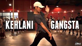 Kehlani  Gangsta  Choreography by Alexander Chung  Filmed by TimMilgram