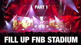 Cassper Nyovest - Fill Up FNB Stadium | Part 1 (Epic Intro)