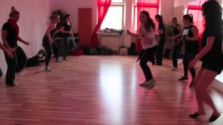Charidance Day meets Madamfo Ghana im Vi-Dance Studio Essen 17.02.2013