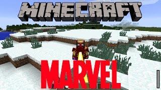 Minecraft Superheroes Unlimited MOD - Marvel Edition
