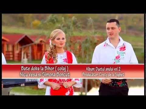 Simona Boncut & Nicu Vesa - Bate doba la Bihor - Album nou 2013