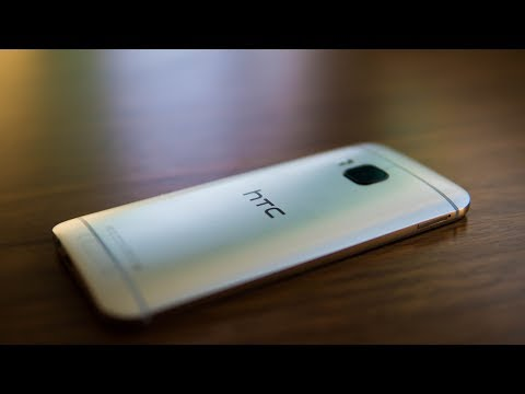 HTC ONE M9 REVIEW (2018)