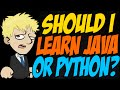 Should I Learn Java or Python?