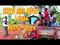 Mop Papua Terbaru : Lomba Kentut Lilin video