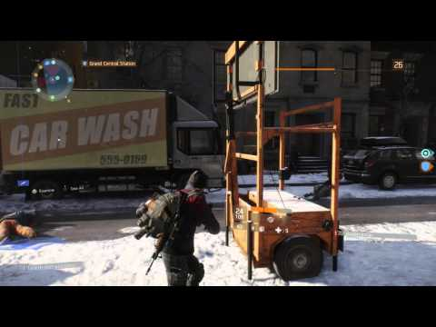 The Division - Mission: Grand Central Station