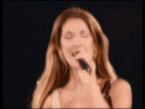 Celine Dion - French Hits Acoustic Medley (Live In Paris at the Stade de France 1999) HDTV 720p