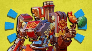 9 Highly Effective BASTION Positions - Overwatch