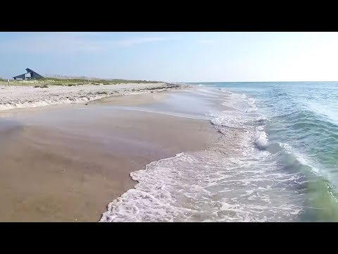 Florida Travel: 30 Seconds Of St. George Island