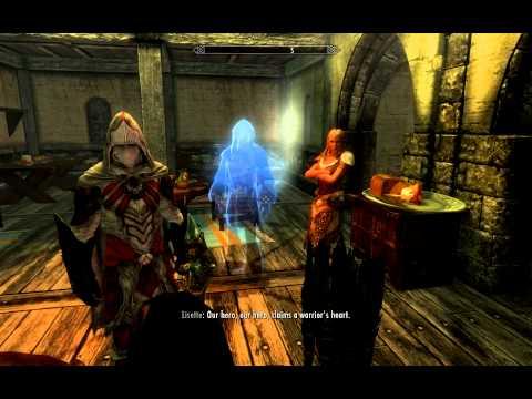 The Elder Scrolls V: Skyrim - custom bard song