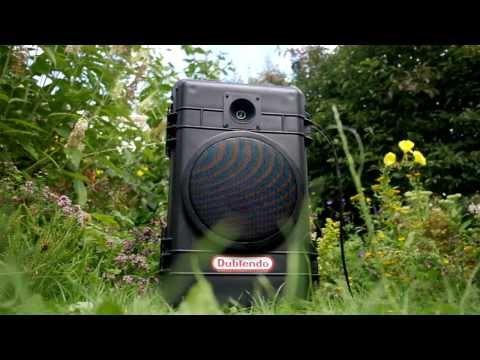 boomcase rugged boombox DIY