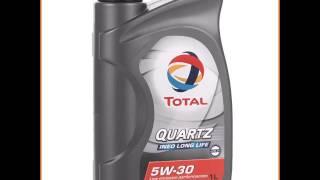 Моторное масло Total Quartz Ineo Long Life  5W30, 1 л, синтетическое