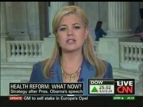 Brianna Keilar On CNN Newsroom, 10/09/09 Part 44