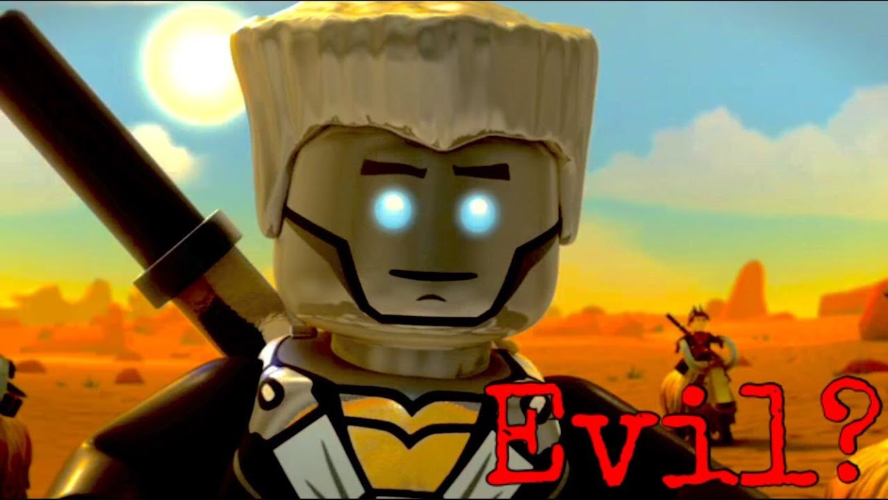 THEORY Could Zane ever be turned EVIL in future Ninjago episodes