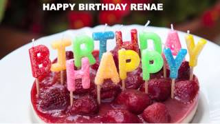 Renae Cakes Pasteles - Happy Birthday