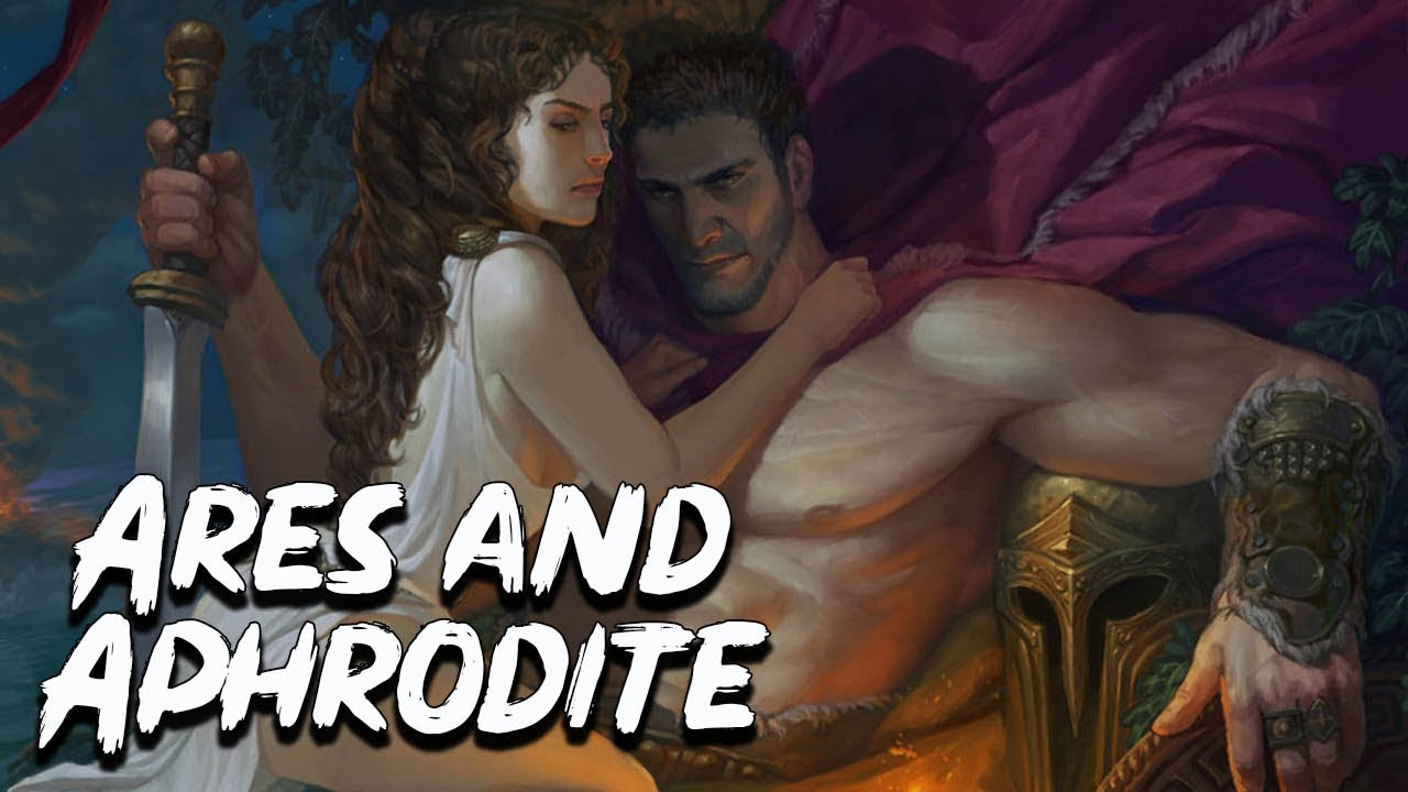 Ares And Aphrodite Venus And Mars The Net Of Hephestus Greek Mythology See U In History