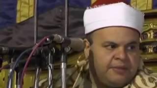 المبدع الشيخ صديق المنشاوي في اروع ليالي الصعيد