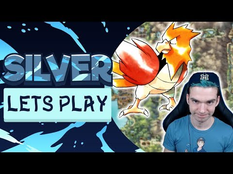 WHERE IS MY SPEAROW?! Pokemon Silver Let's Play #6