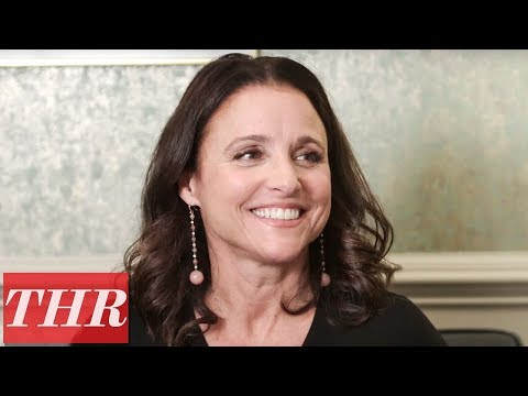 'Veep' Star Julia Louis-Dreyfus: Meet Your Emmy Nominee! | THR