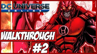 DC Universe Online Walkthrough Ep.2 w/Angel - Escaping The Ship!