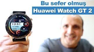 Bu sefer olmuş: Huawei Watch GT 2