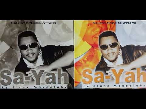 SA-YAH /// SALEGY MAGNARIERA ( VERSION LIVE ) AUDIO GASY