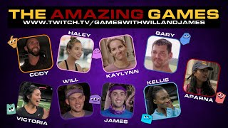 Game Night with Amazing Race 32 Cast