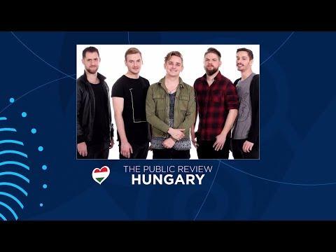 AWS - Viszlát nyár (Hungary Eurovision 2018) - The Public Review / Impressions