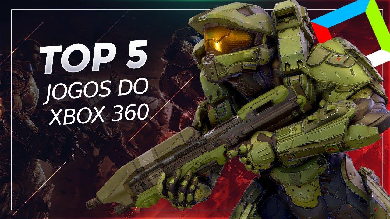 Download Os 5 Melhores Jogos do XBOX 360
