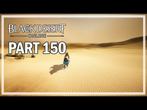 Black Desert Online - Let's Play Part 150 - New General Quests