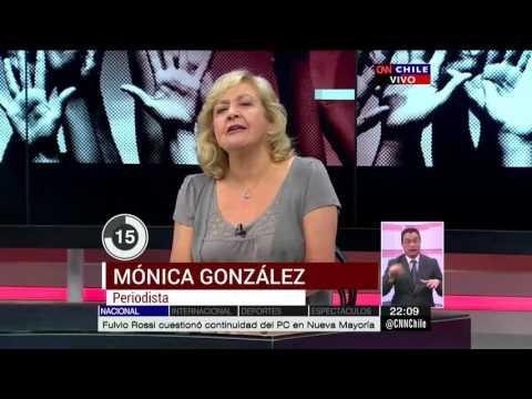 El minuto de confianza de Mónica González en #CiudadanosCNN: El nuevo CIPER