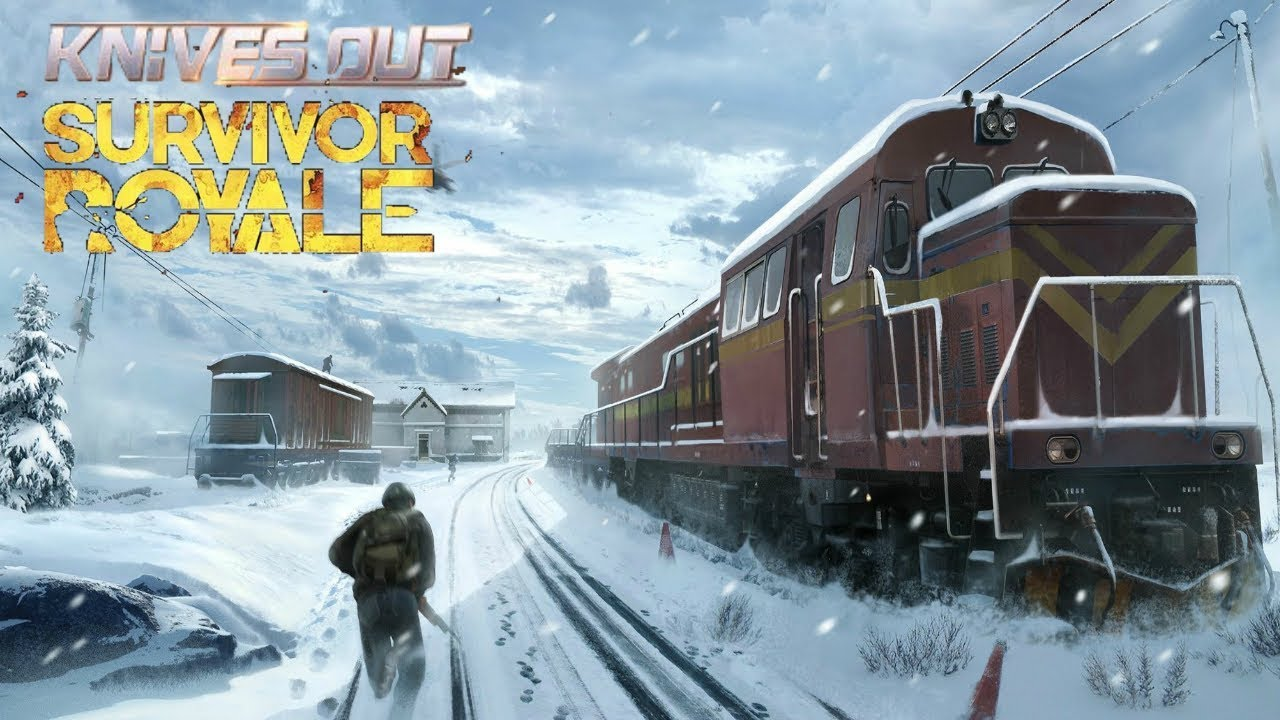 Pubg Wallpaper Winter: Knives Out/Survivor Royale : Snow Map *GAMEPLAY !!! (Solo