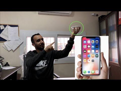 IPhone X KABLOSUZ ŞARJ - HD