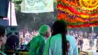 Goa Gil and Albert Hofmann @ Psytrance party