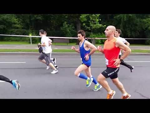 Happy Run 5K (pace 3:30) 2016