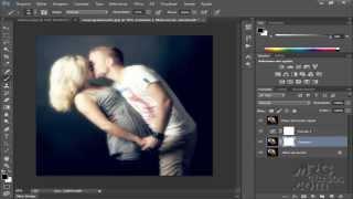 Tutorial Online Grátis Photoshop CC - Efeito em foto