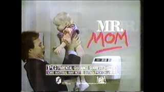 Mr. Mom 1983 TV trailer