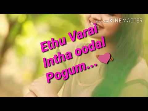 Poove Poo Choodava Serial Tittle Song || Whatsapp Status Songs || Love Song || Mazhai Thuligal