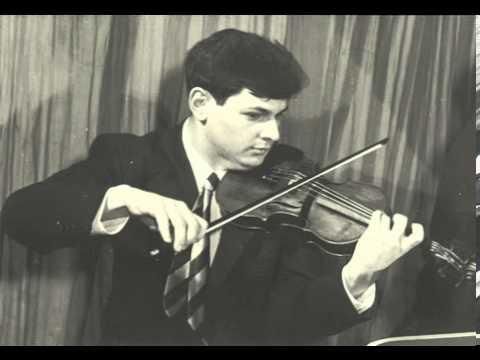 Hyman Bress Mozart Violin Concerto No.4  1st mov.