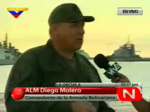 Maniobras militares Quigua