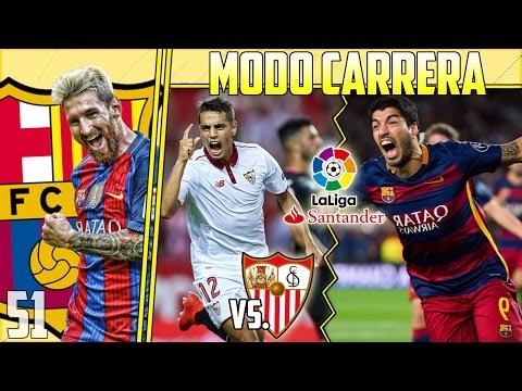 ¡SALVADOR LUIS SUAREZ! #51 | MODO CARRERA - FC BARCELONA | FIFA 17