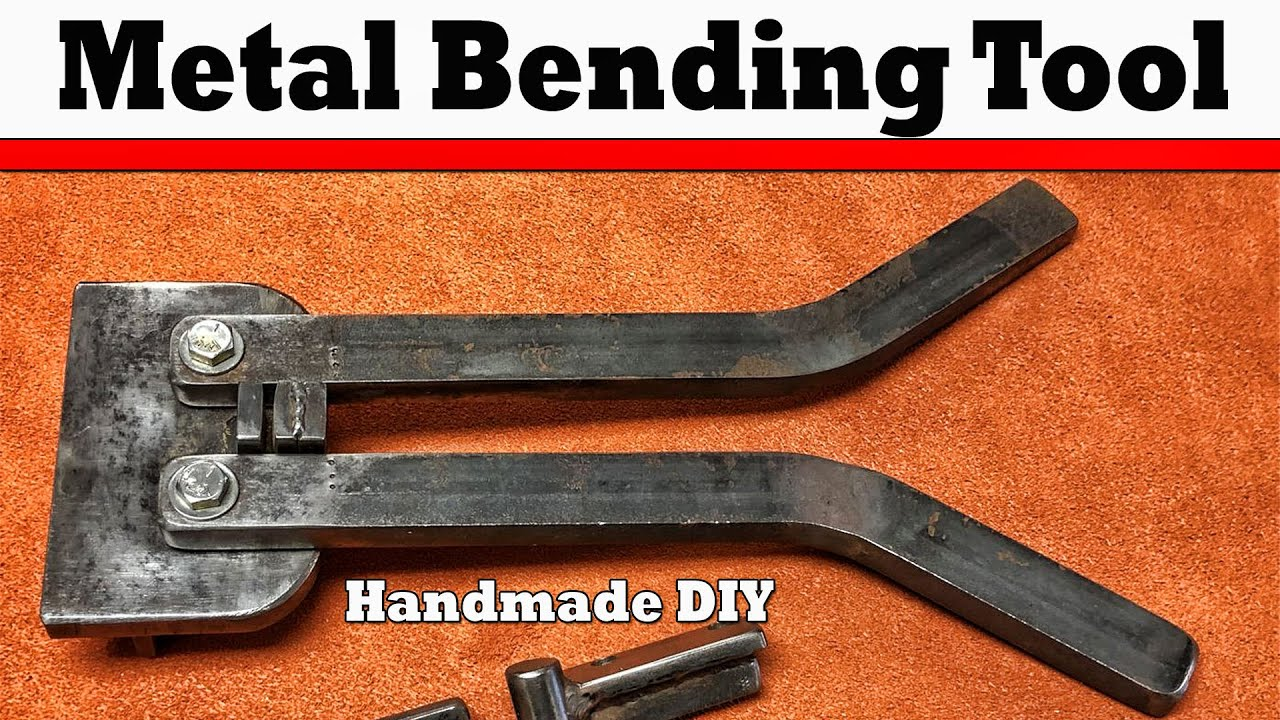 Metal Bending Tool Youtube