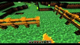 Как сделать ферму в minecraft 1.0.0 .wmv