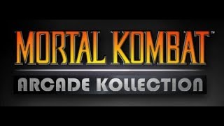 Mortal Kombat / Gameplay / Directo / Vivo / Español / El original arcade en PC!