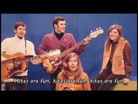 The Free Design - Kites Are Fun (with Lyrics)