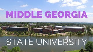 Middle Georgia State University - Macon Campus Flight 1/14/2017