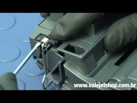 Vídeo Recarga Toner HP C3903A | 03A | 5P | 5MP | 6P | 6MP - Vídeo Aula Valejet.com
